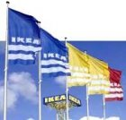 Flagg med eget trykk