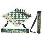 Sjakkspill og brikker